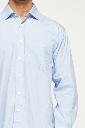 Mini Grid Check Shirt