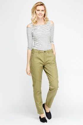 Chino Fit Trousers