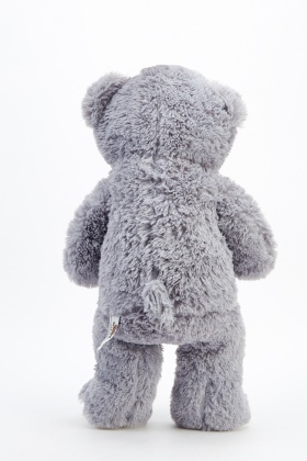 Grey Teddy Bear