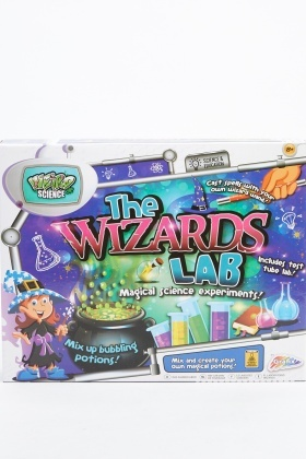 Kids Creativity The Wizards Lab