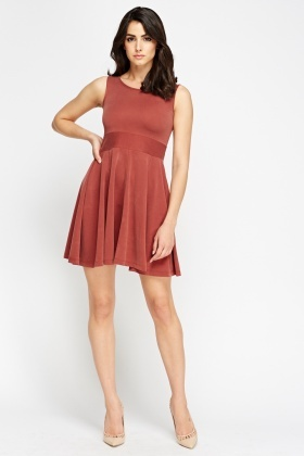 Casual Swing Dress