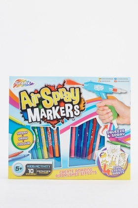 Air Spray Markers
