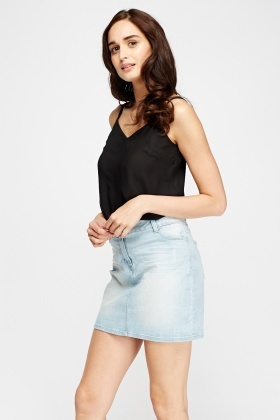 Twin Strap Basic Cami Top