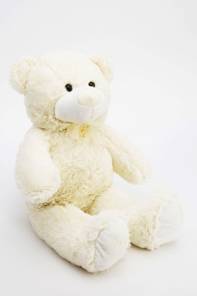 Light Yellow Teddy Bear