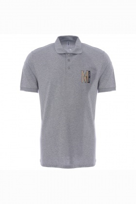 Moschino Jersey Polo Top