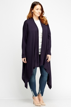 Asymmetric Cardigan