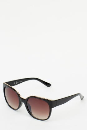Oversized Classic Sunglasses