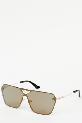 Framed Classic Sunglasses