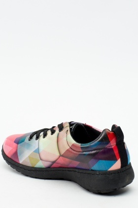 Multi Print Trainers