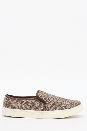 Mens Slip On Shoes