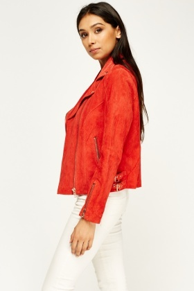 Barney & Taylor Ombre Leather Jacket