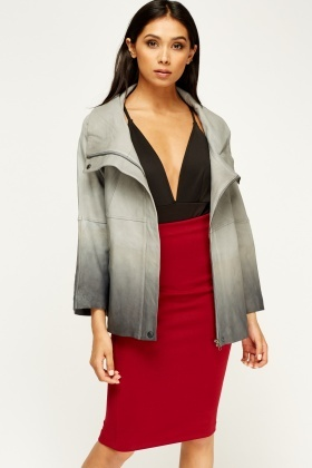Barney & Taylor Contrast Sleeves Jacket