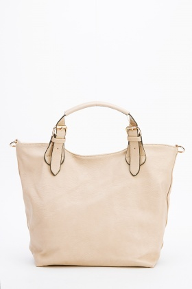 Classic Faux Leather Bag