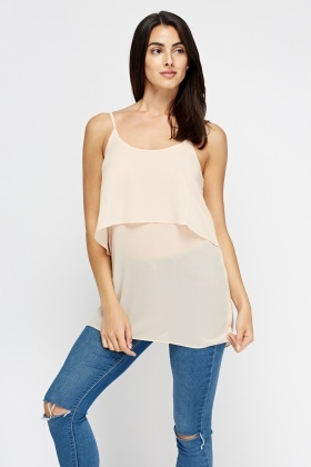 Layered Cami Top