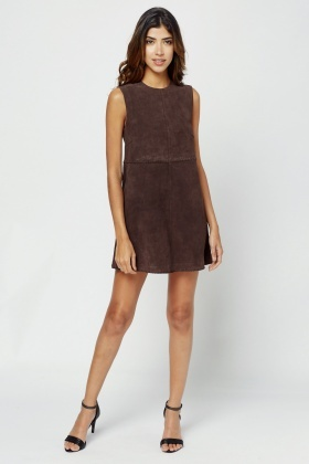 Muubaa Eden Super Mini Shift Dress