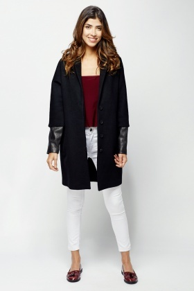 Muubaa Furlan Wool Coat