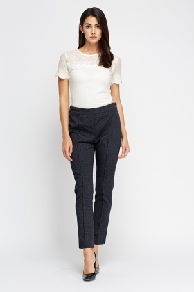 Navy Formal Trousers
