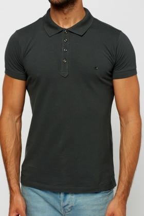 Diesel Forest Green Polo