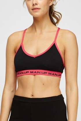 Gym Lightweight Bra