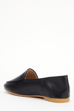 Casual Faux Leather Shoes