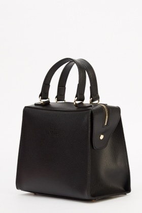 Marco Venezia Leather Kemi Box Handbag