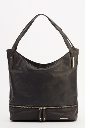 Marco Venezia Leather Rabea Classic Hobo Bag