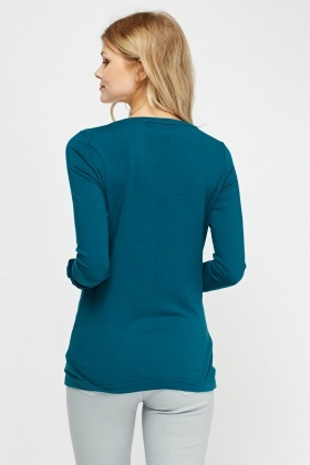 Lacoste Long Sleeve Top