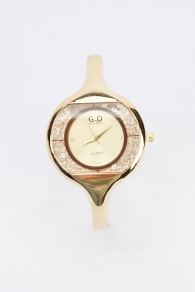 Move Stone Bangle Watch