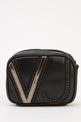Versace Jeans Crossbody Small Handbag