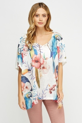Mix Print Box Top