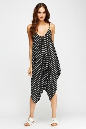 eee193b8a1a5 Mono Stripe Harem Jumpsuit - Just £5