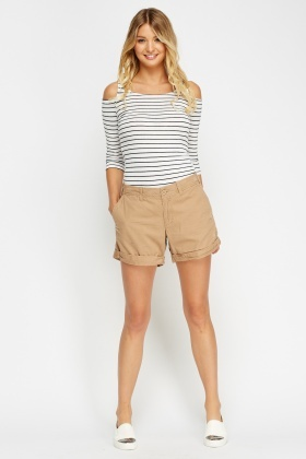 Chino Casual Shorts