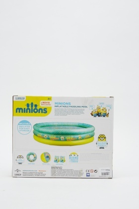 Minions Inflatable Paddling Pool