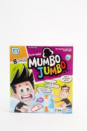 Mumbo Jumbo Word Game