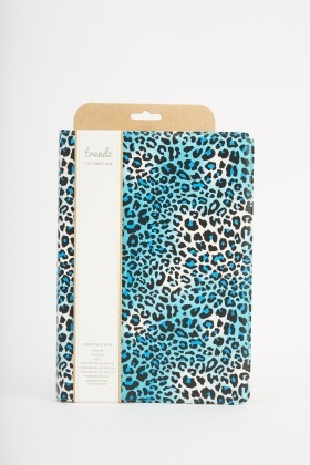 Animal Print Tablet Case
