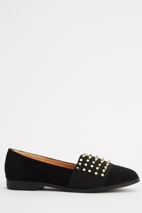 Studded Front Shoes