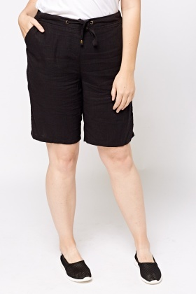 Tie Up Casual Shorts