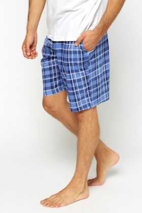 Pack OF 2 Printed Pyjama Shorts