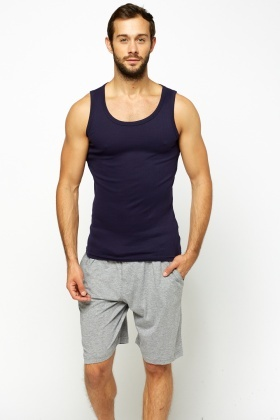 1cb79afa9d106 Tank Top And Shorts Set - Just £5