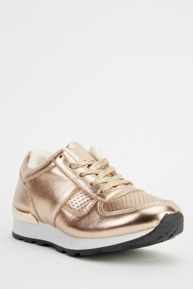 ONLY SHOESONLSMILLA - Trainers - rose D9lby0M
