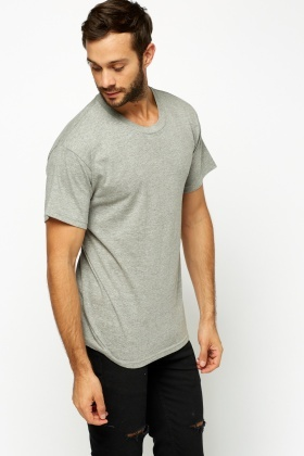 Pack Of 3 Cotton Basic T-Shirts