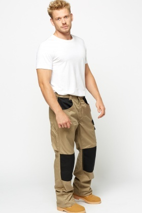 Soil Protective Work Wear Trousers