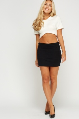 Pack Of 5 Mini Skirts