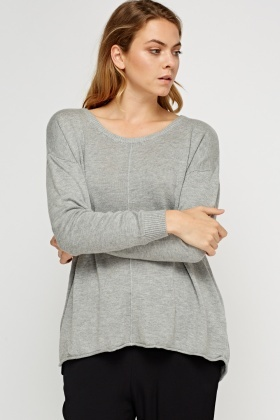 Casual Knit Sweater