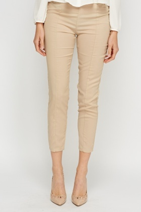Mocha Light Weight Trousers