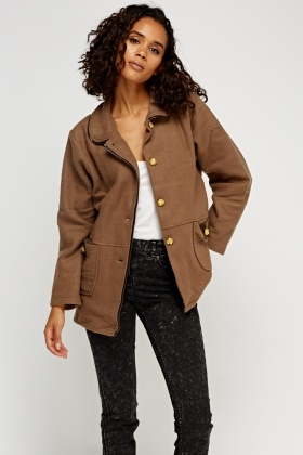 Fleece Casual Jacket