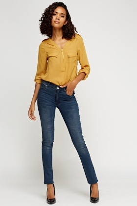 Skinny Fit Jeans