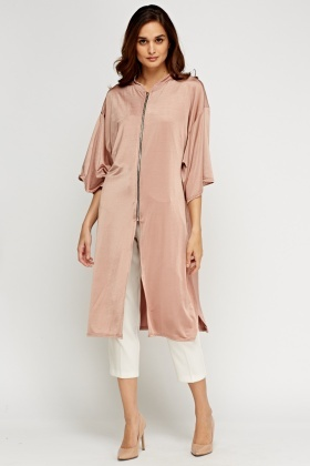 Batwing Duster Jacket