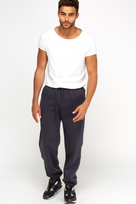 Casual Mens Elasticated Joggers