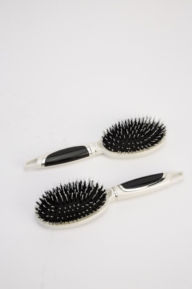 Pack Of 2 Hair Brushes